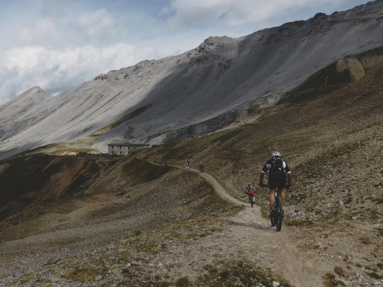 Mountain Biking Tourism