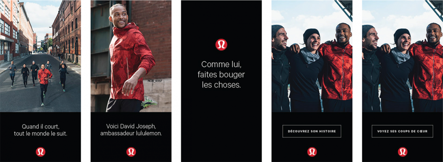 """lululemon localized marketing banners"""